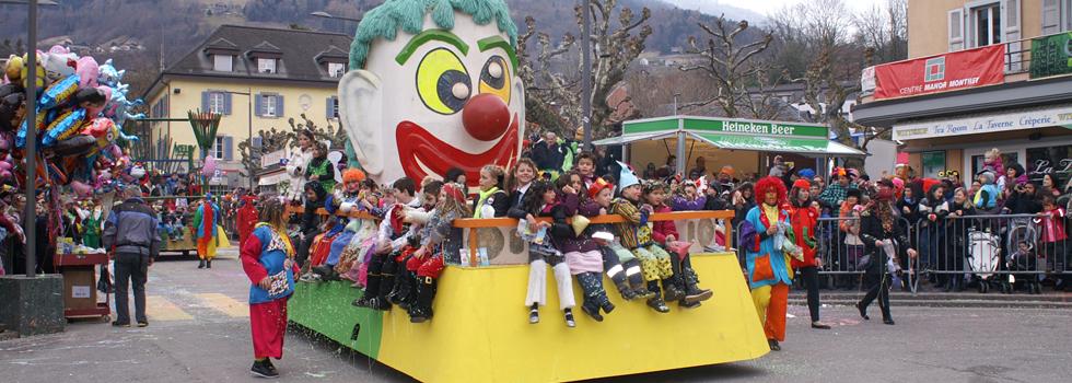 Mardi - Cortège des enfants